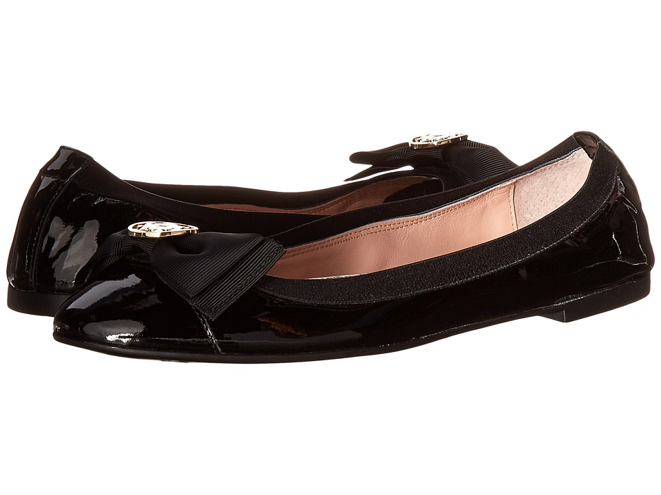 Kate Spade New York - Wanetta (Black Soft Patent) Women's Shoes
