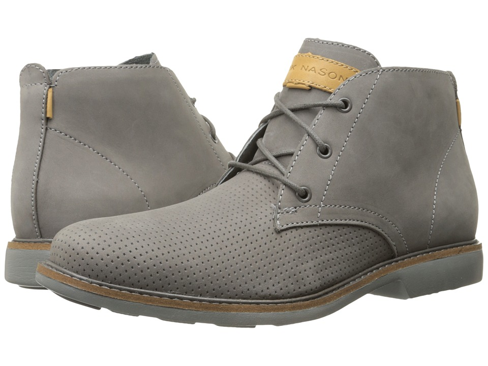 Mark Nason - Holford (Charcoal) Men's Lace-up Boots