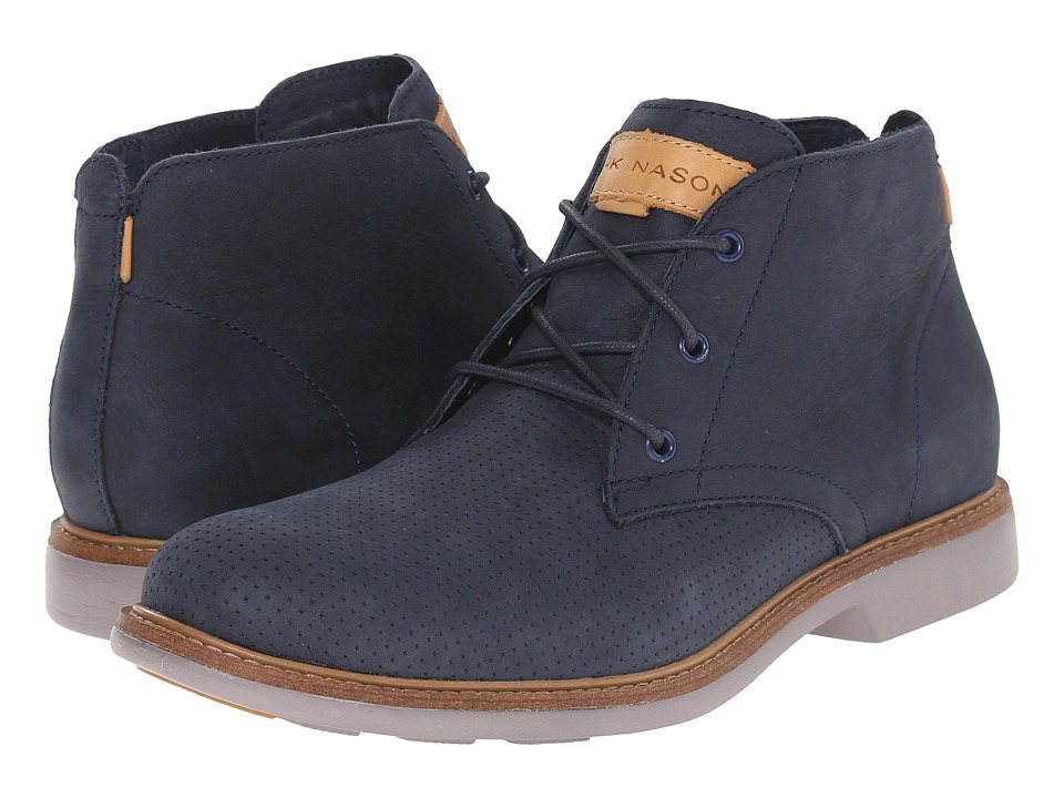 Mark Nason - Holford (Navy) Men's Lace-up Boots