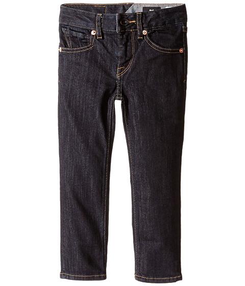 Volcom Kids - 2X4 LY Denim (Toddler/Little Kids) (Rinse) Boy's Jeans