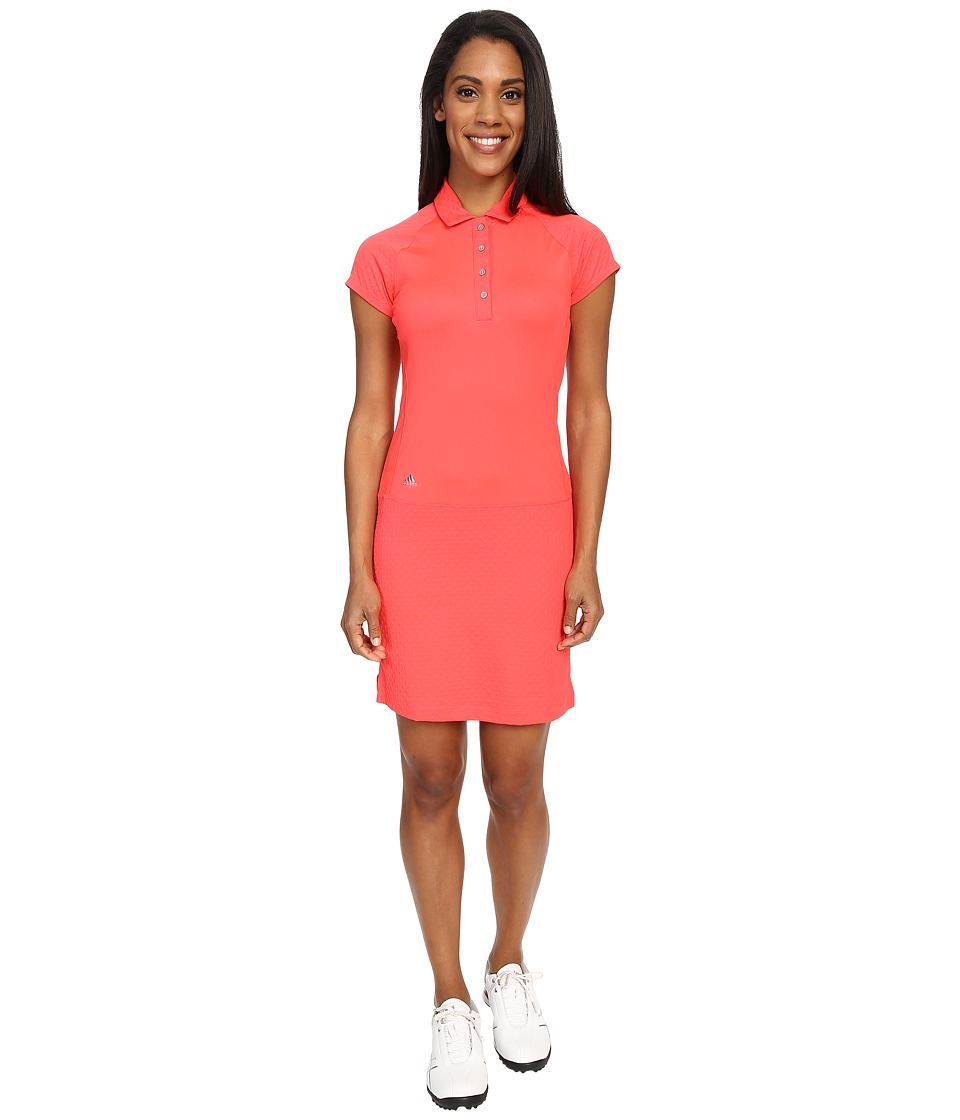adidas Golf - Adistar Rangewear Dress (Shock Red) Women's Dress