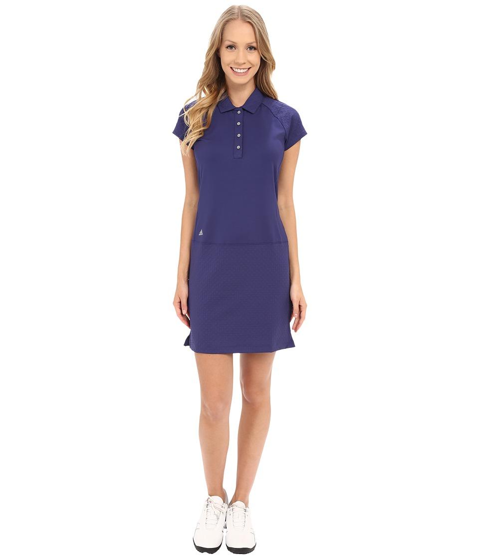 adidas Golf - Adistar Rangewear Dress (Deep Blue) Women's Dress