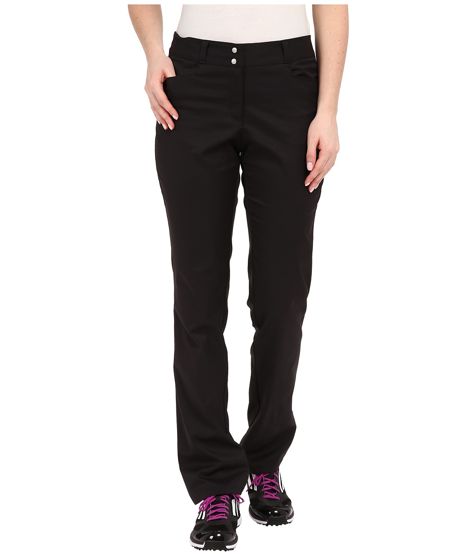adidas Golf - Essentials Lightweight Full Length Pants (Black) Women's Casual Pants