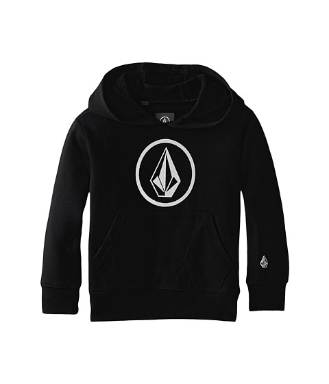 Volcom Kids - Stone Pullover (Toddler/Little Kids) (Black) Boy's Sweatshirt