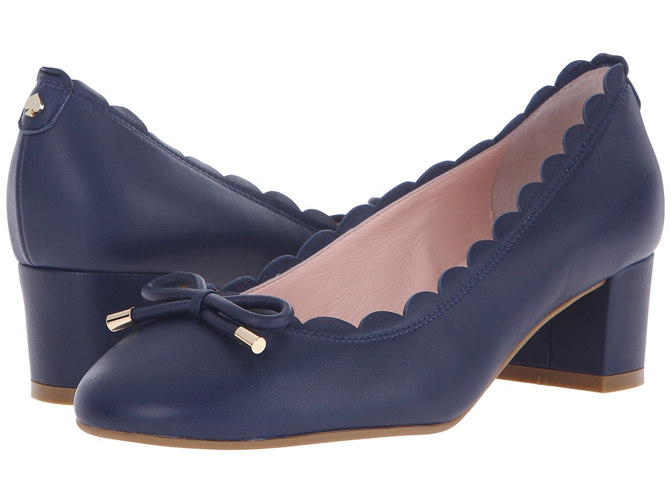Kate Spade New York - Yasmin (Navy Nappa) Women's Shoes