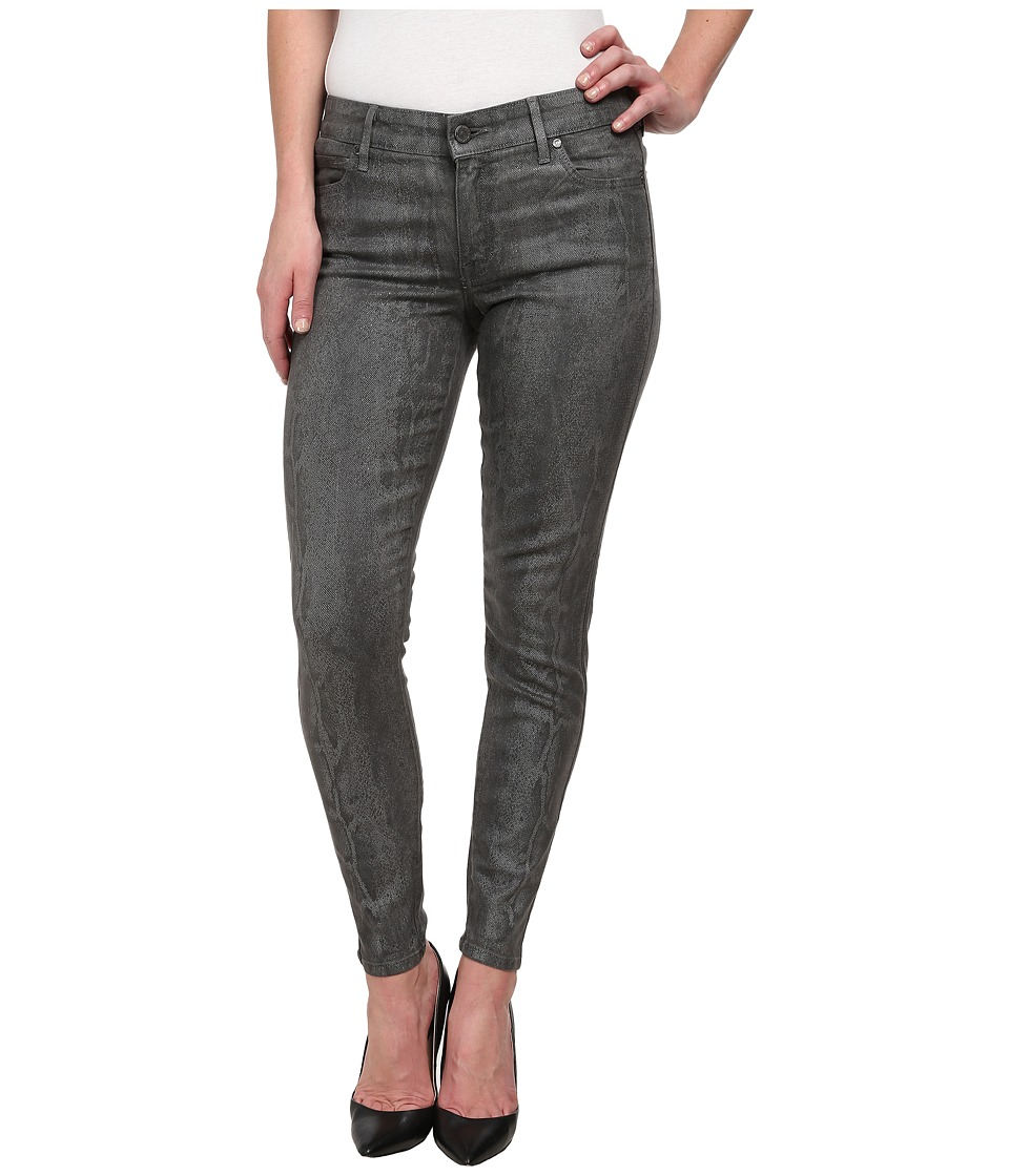 CJ by Cookie Johnson Wisdom Ankle Skinny Jeans in Grey Snake (Grey Snake) Women