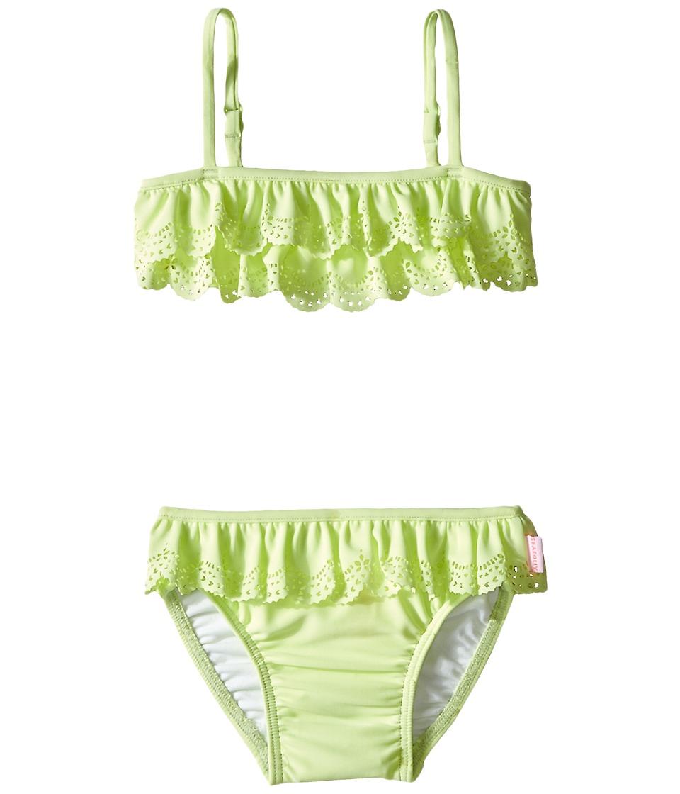 Seafolly Kids Jewel Cove Mini Tube Bikini (Infant/Toddler/Little Kids) (Honeydew) Girl