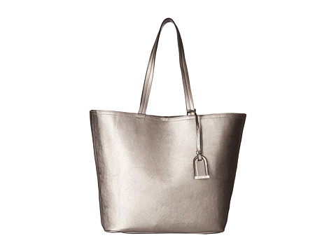 Kenneth Cole Reaction - Clean Slate Tote (Pearlized Silver) Tote Handbags