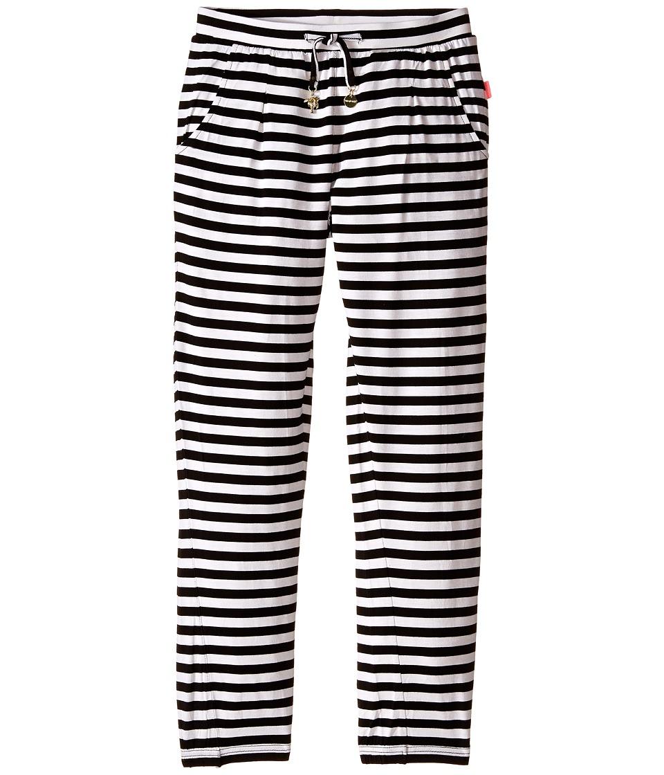 Seafolly Kids - Jailhouse Rock Pants (Big Kids) (Black) Girl's Casual Pants