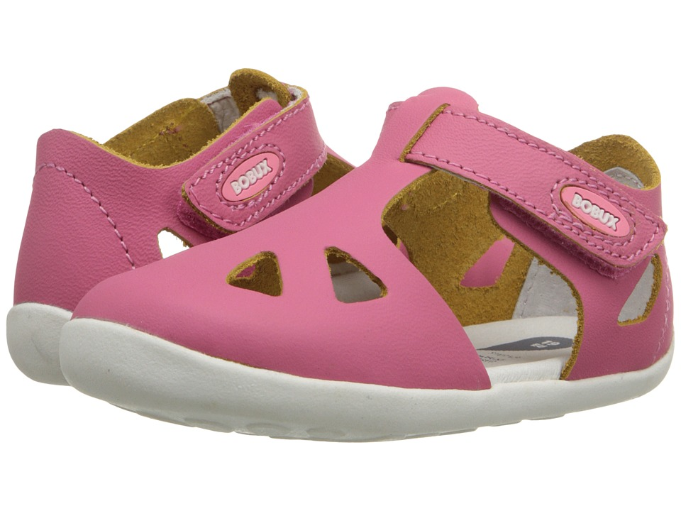 Bobux Kids - Step-Up Classic Zap (Infant/Toddler) (Fuchsia) Girl's Shoes