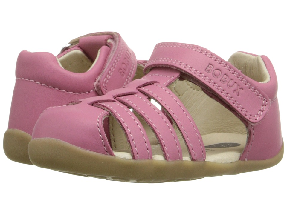Bobux Kids - Step-Up Classic Jump (Infant/Toddler) (Pink) Girl's Shoes