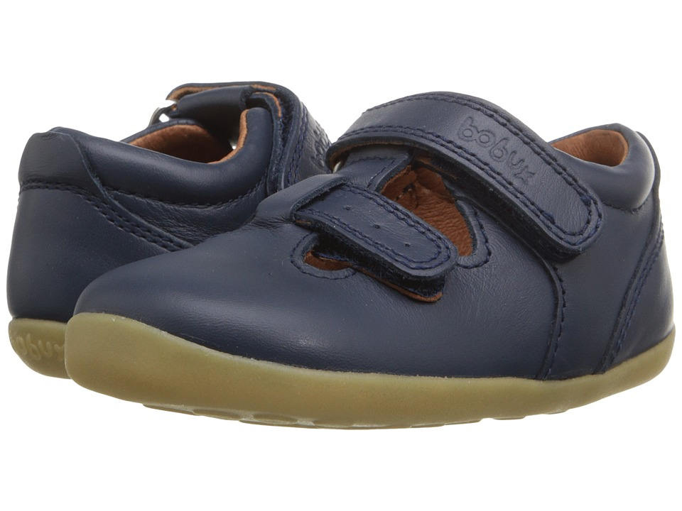 Bobux Kids - Step-Up Classic Jack Jill (Infant/Toddler) (Navy) Boy's Shoes