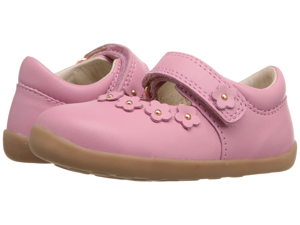 Bobux Kids - Step-Up Classic Dream (Infant/Toddler) (Pink) Girl's Shoes
