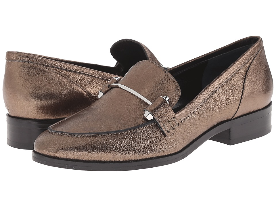 Marc Fisher LTD - Carmen (Fucile Metal Grain) Women's Slip on Shoes