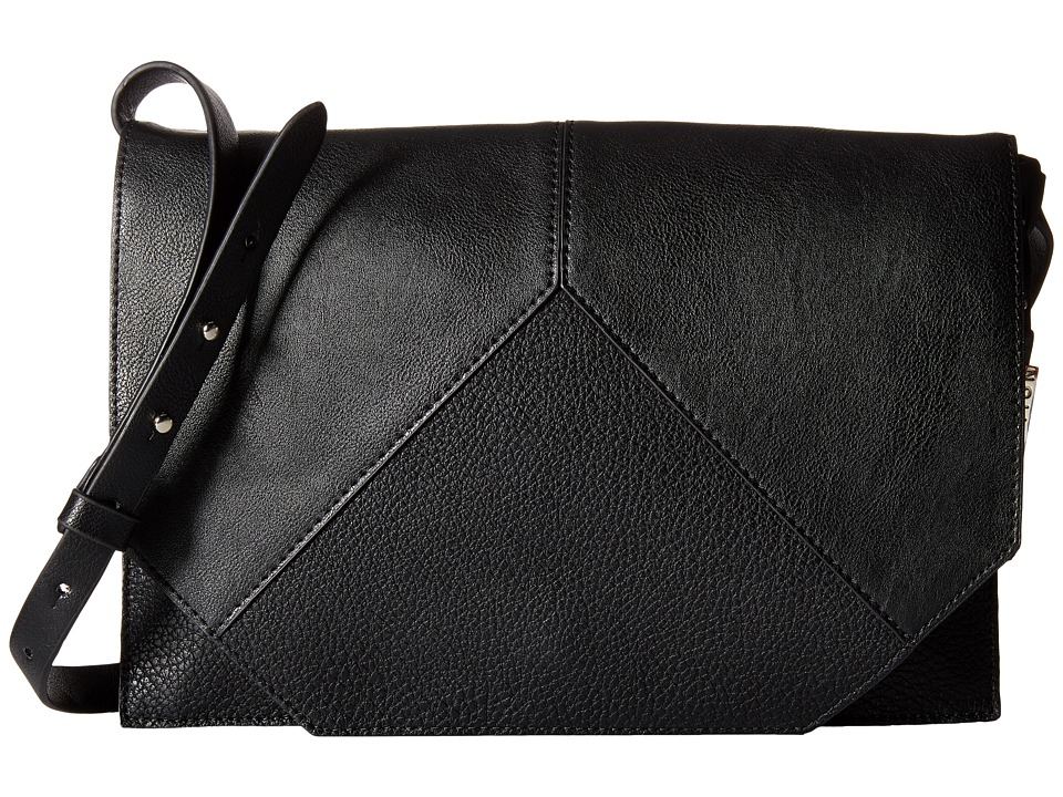 Kenneth Cole Reaction - Easy Peasy Crossbody (Black) Cross Body Handbags