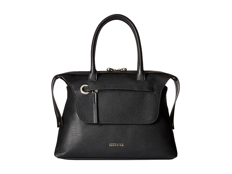Kenneth Cole Reaction - Off the Cuff Satchel (Black) Satchel Handbags