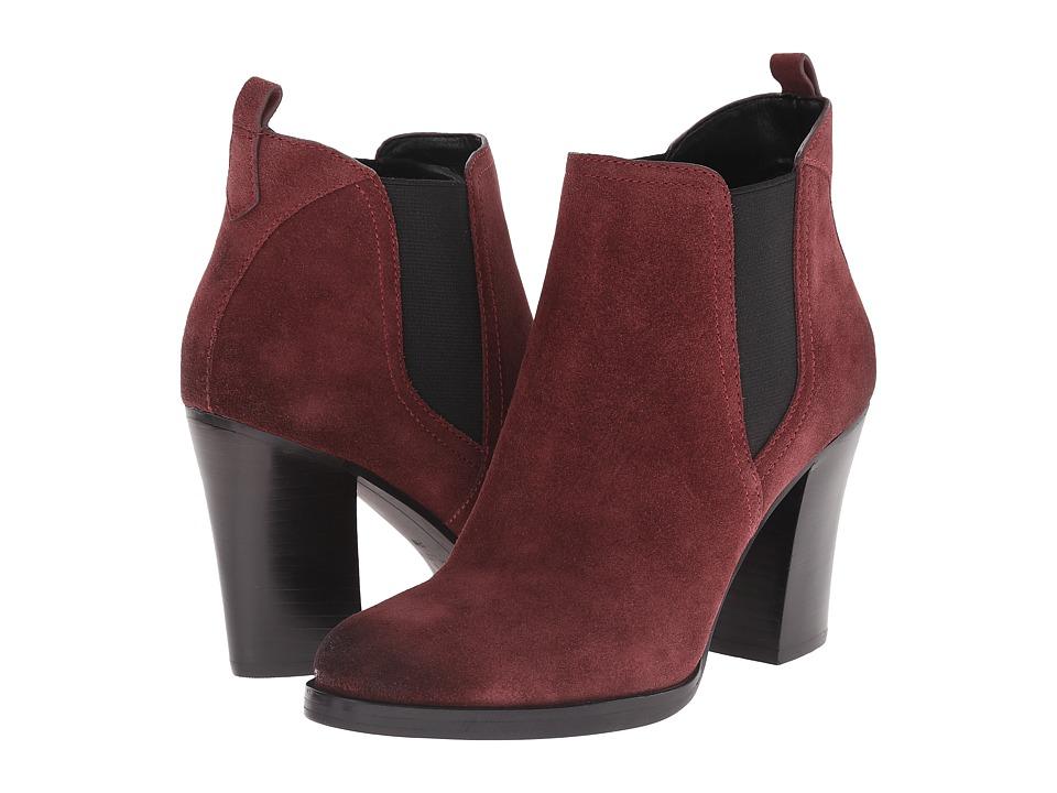 Marc Fisher LTD - Mallory (New Dark Wine/Black Sport Tamarin) Women's Pull-on Boots