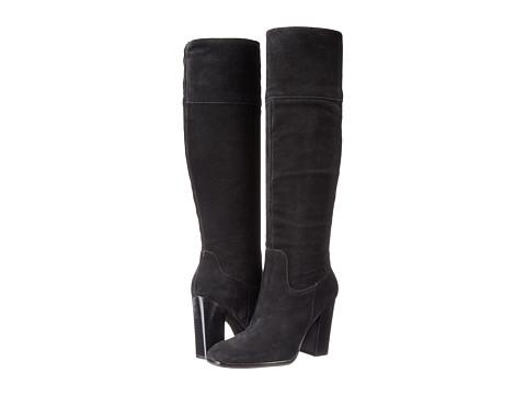 Marc Fisher LTD - Netty (Black Sport Tamarin) Women's Pull-on Boots