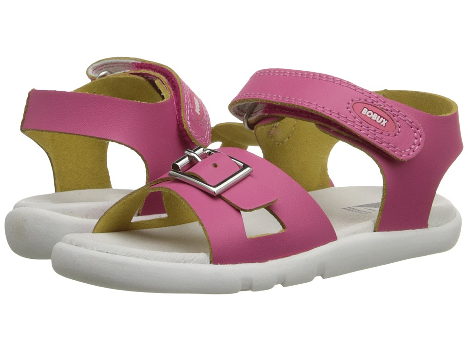 Bobux Kids - I-Walk Classic Pop (Toddler) (Fuchsia) Girl's Shoes