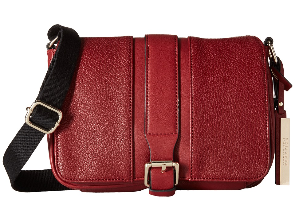 Kenneth Cole Reaction - Inroads Crossbody (Bright Red) Cross Body Handbags