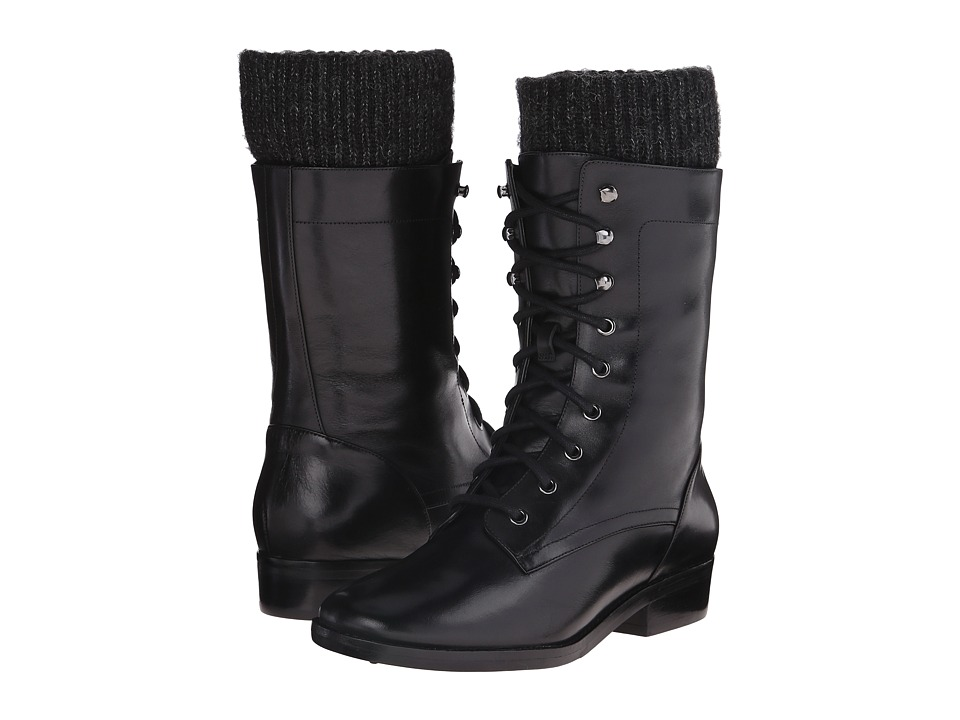 Marc Fisher LTD - Galina (Black Cordoba/Black 5 Dom Cargo) Women