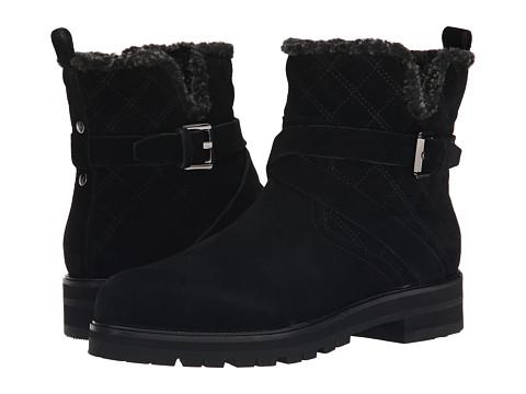 Marc Fisher LTD - Nasha (Black Sport Tamarin) Women's Zip Boots