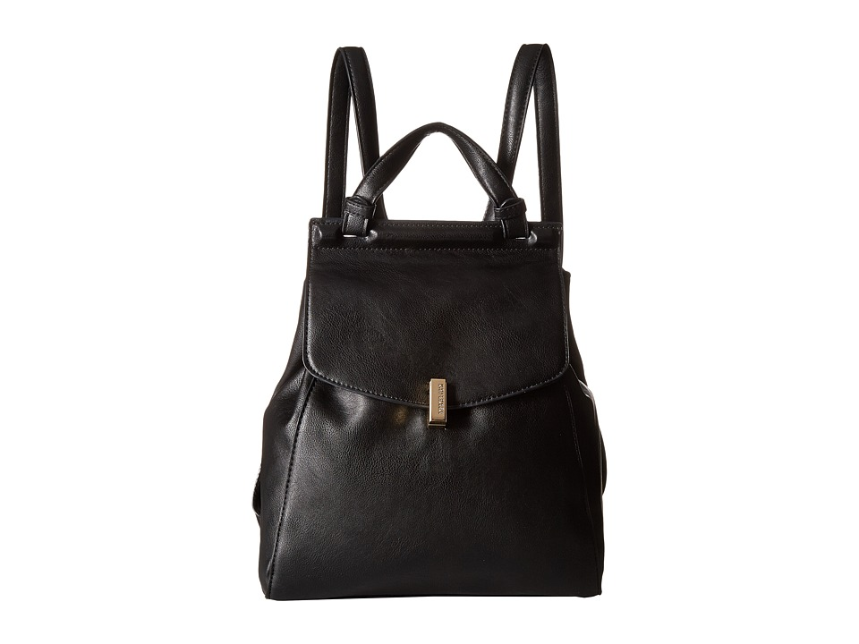 Kenneth Cole Reaction - Winged Victory Backpack (Black) Backpack Bags