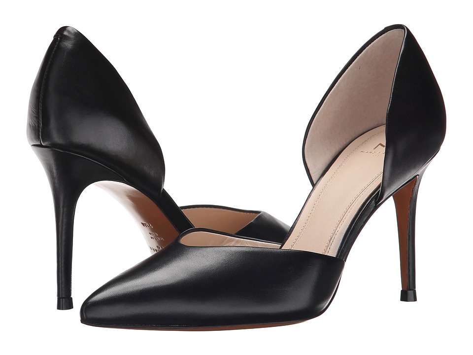Marc Fisher LTD - Tammy (Black Cannon Calf) High Heels
