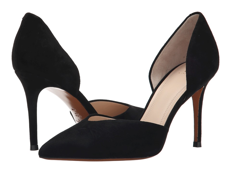 Marc Fisher LTD - Tammy (Black Kid Suede) High Heels