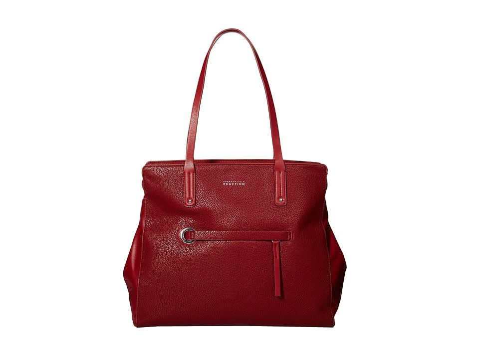 Kenneth Cole Reaction - Off the Cuff Tote (Bright Red) Tote Handbags