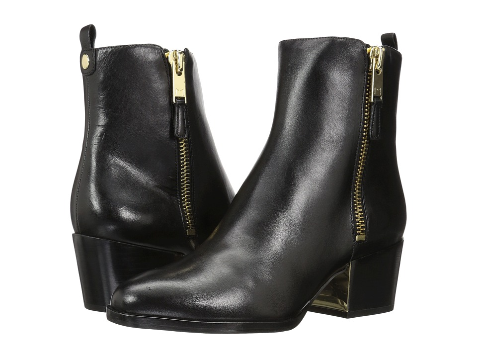 Marc Fisher LTD - Bartly (Black Cordoba) Women's Zip Boots