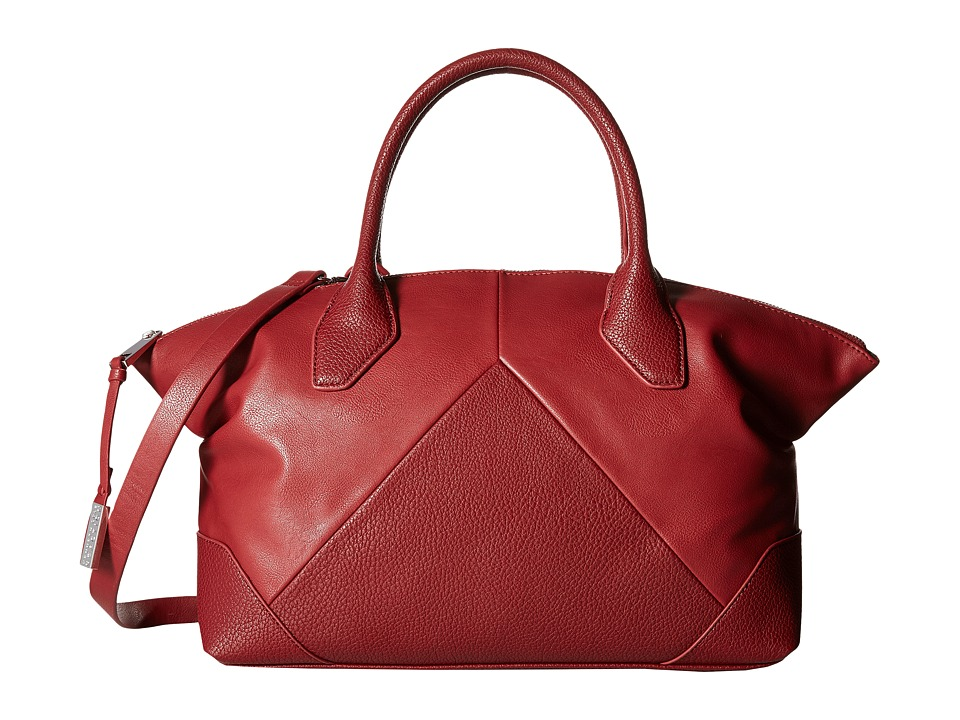 Kenneth Cole Reaction - Easy Peasy Tote (Bright Red) Tote Handbags