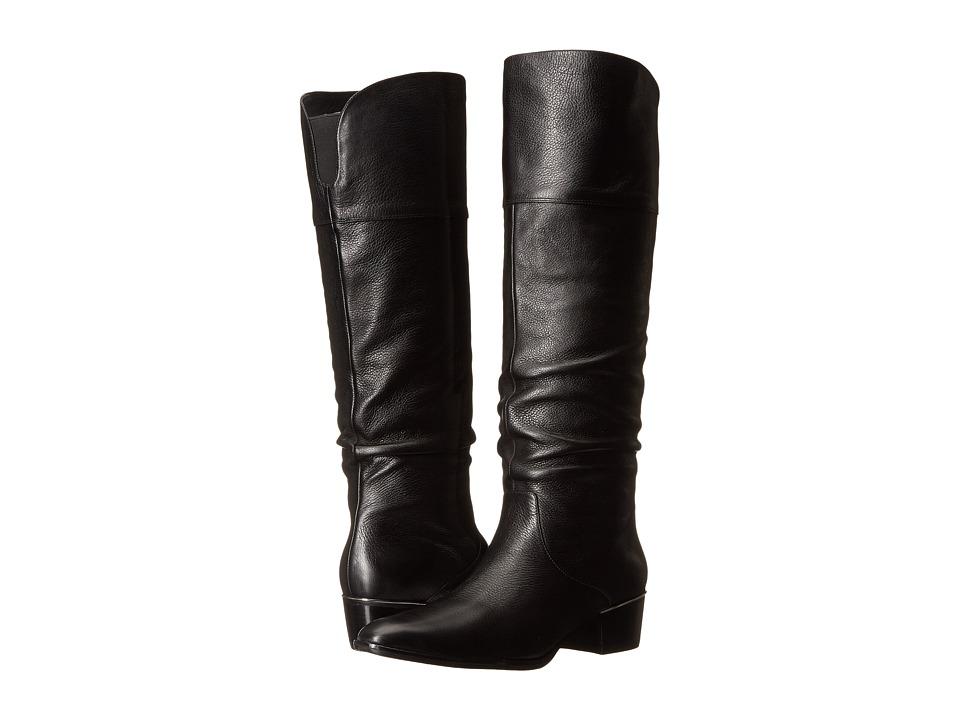 Marc Fisher LTD - Regan (Black Solid) Women's Pull-on Boots