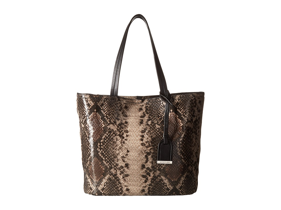 Kenneth Cole Reaction - Clean Slate Shopper (Natural Python) Tote Handbags