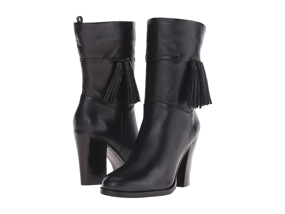 Marc Fisher LTD - Mara (Black Amarante) Women's Zip Boots