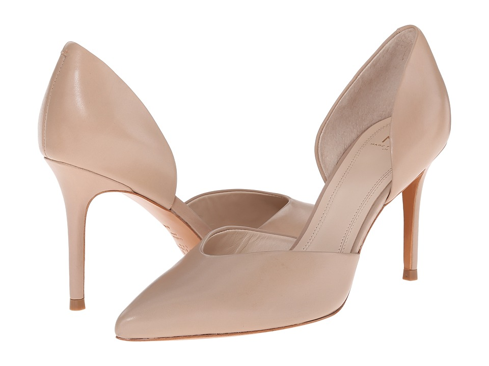 Marc Fisher LTD - Tammy (Nude Cannon Calf) High Heels