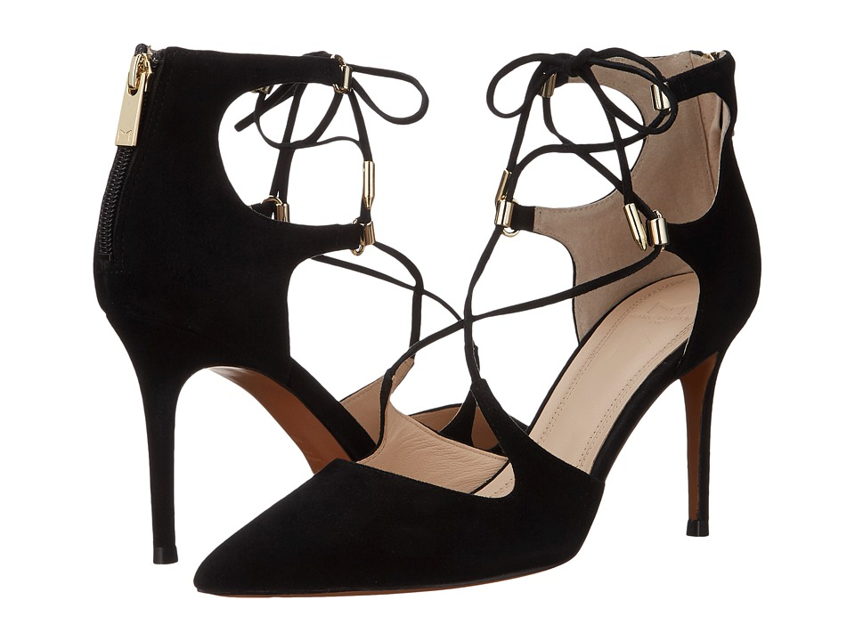 Marc Fisher LTD - Toni (Black Kid Suede) High Heels