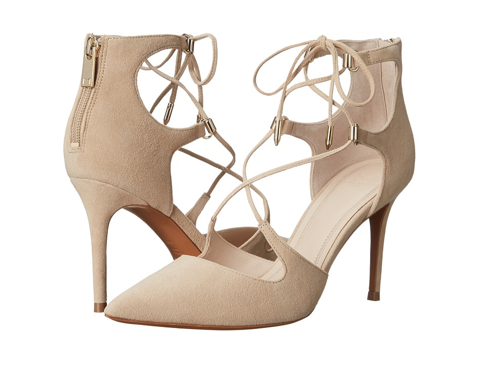 Marc Fisher LTD - Toni (New Beige Savoy Suede) High Heels