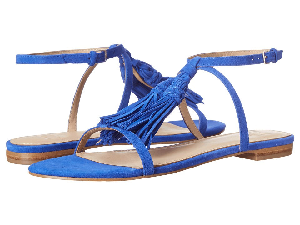 Marc Fisher LTD - Crystal (Blue) Women's Sandals