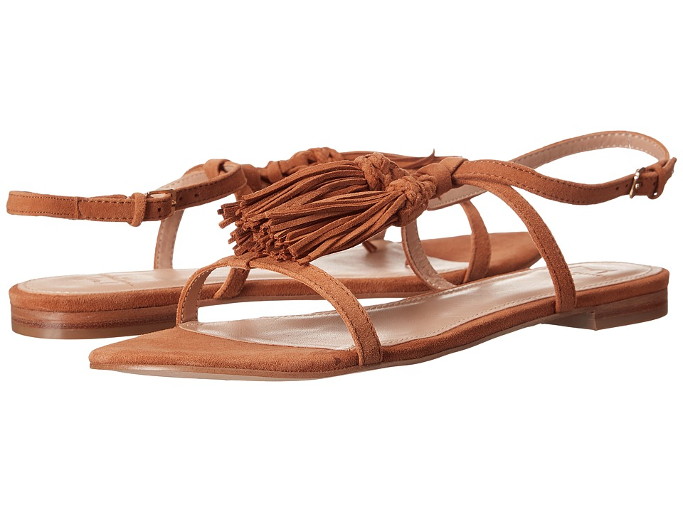 Marc Fisher LTD - Crystal (Brown) Women's Sandals