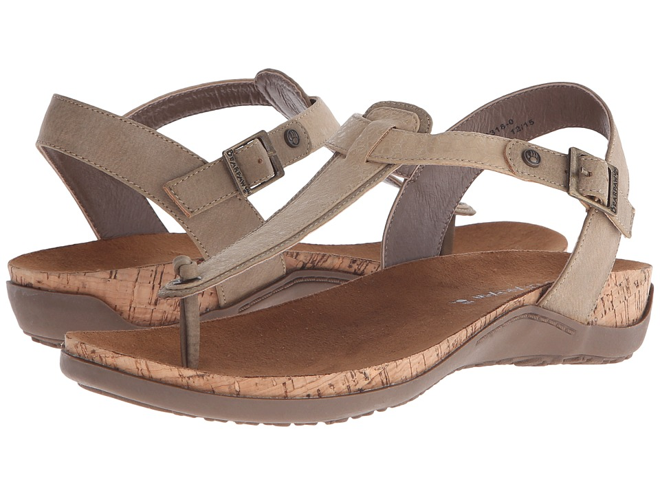 Bearpaw - Mila (Taupe) Women's Shoes