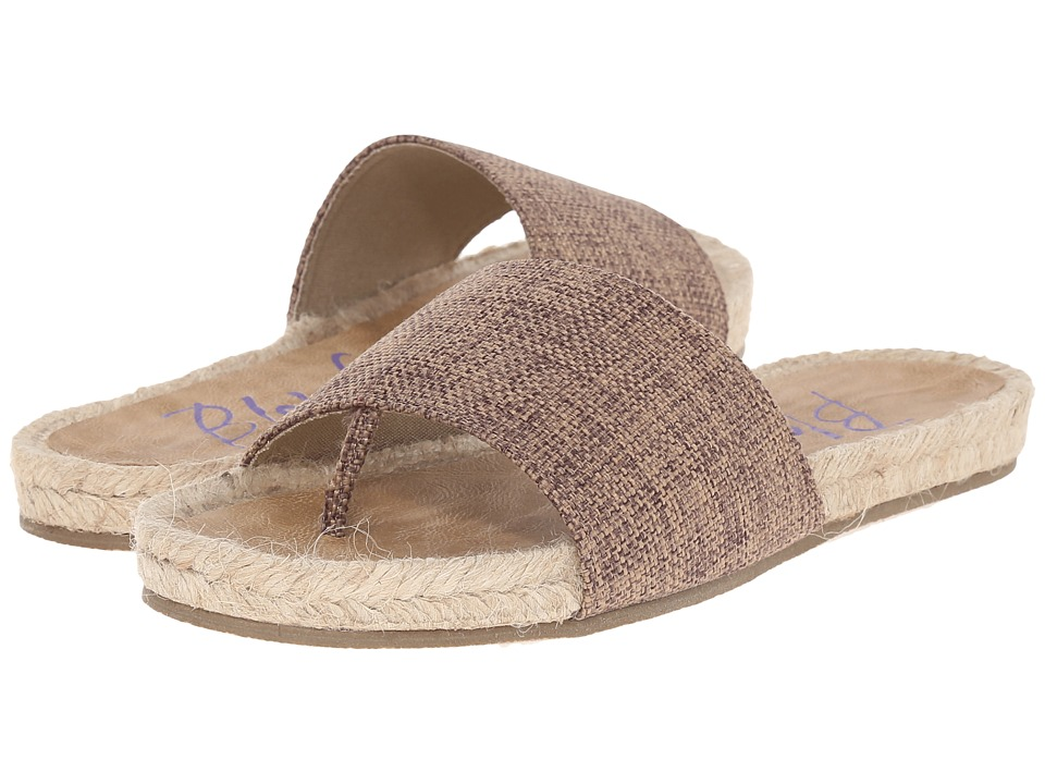 Blowfish - Glore (Natural Feedbag Canvas) Women's Sandals