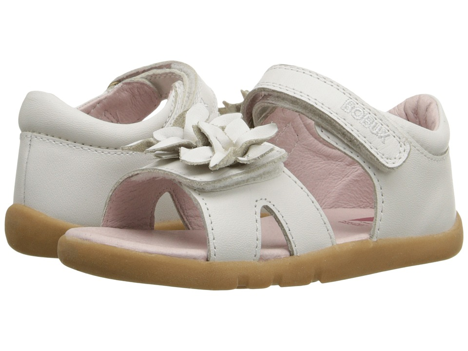 Bobux Kids - I-Walk Classic Breeze (Toddler) (White) Girl's Shoes
