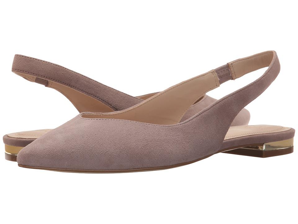 Marc Fisher LTD - Silvia (Light Khaki Savoy Suede) Women's Shoes
