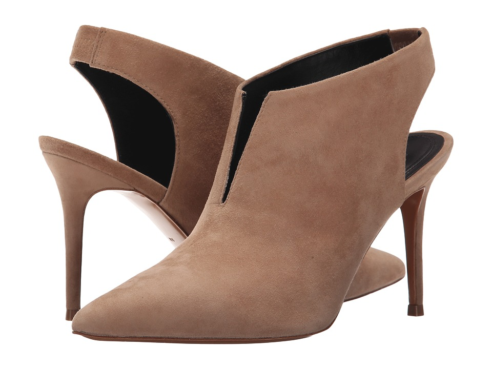 Marc Fisher LTD - Talia (Canna Kid Suede) High Heels