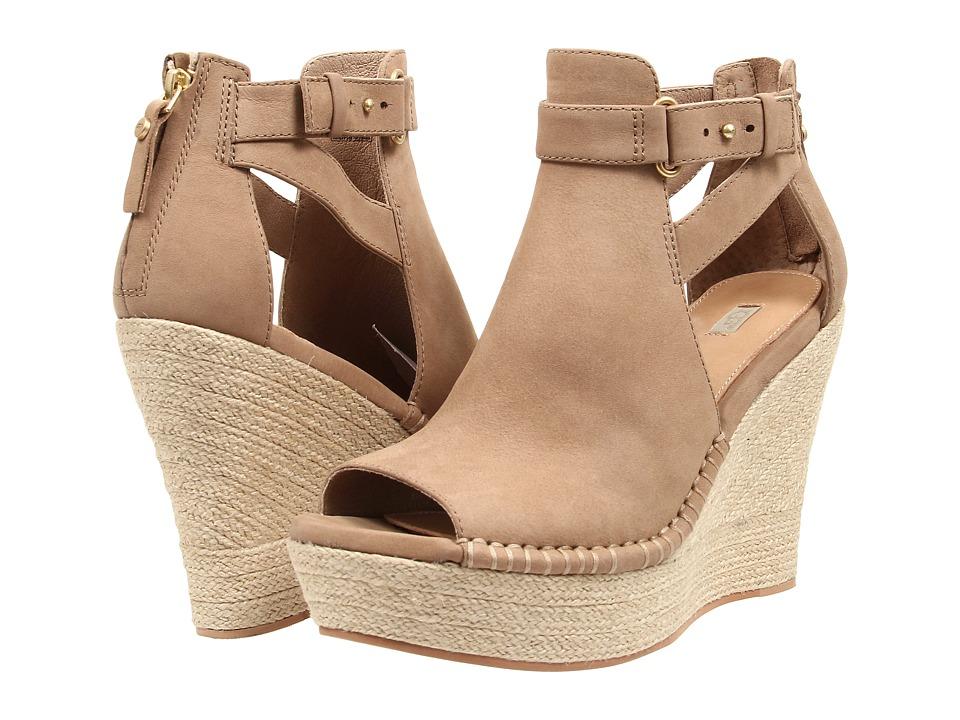 UGG - Jolina (Tawny Nubuck) High Heels