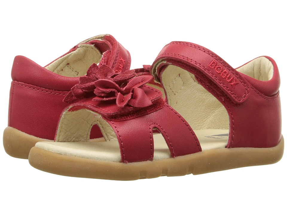Bobux Kids - I-Walk Classic Breeze (Toddler) (Red) Girl's Shoes