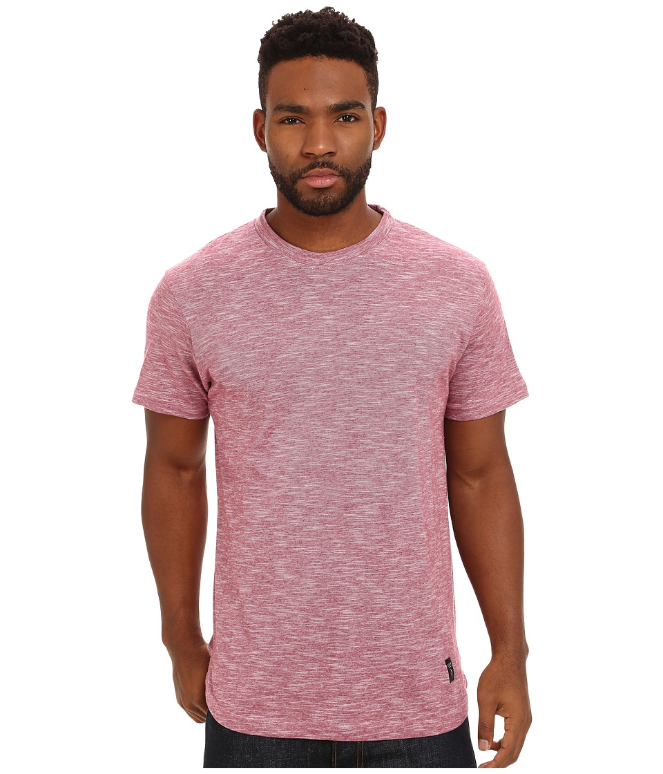 Akomplice - Color DT Tee (Red) Men's T Shirt