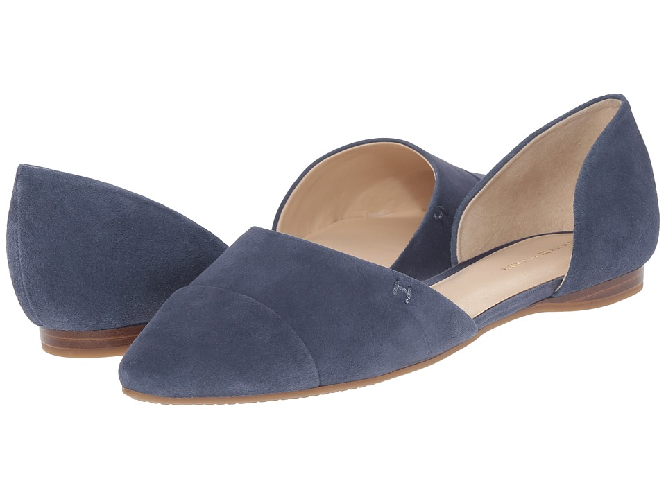 Tommy Hilfiger - Naree3 (Light Blue Suede) Women