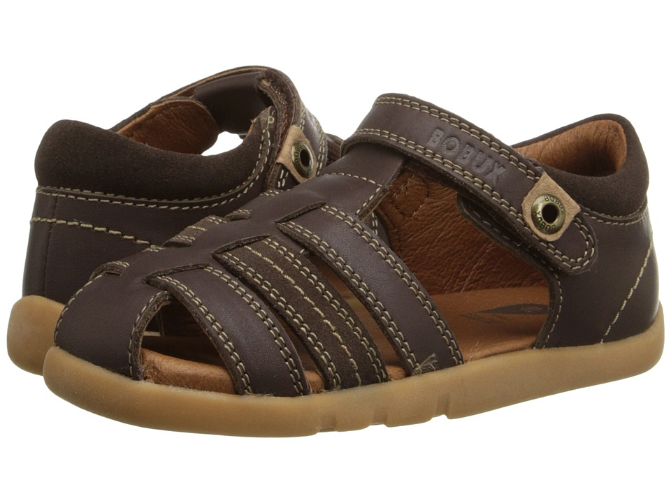 Bobux Kids - I-Walk Classic Roamer (Toddler/Little Kid) (Brown) Boy's Shoes